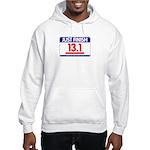 13.1 - Just FINISH bib Hooded Sweatshirt