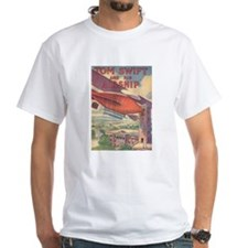 Tom Swift and his Airship T-Shirt (2 sided)