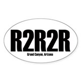 Funny Rrr Decal