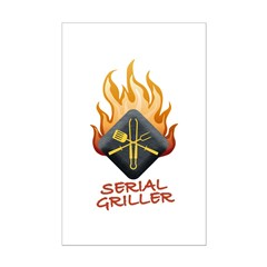 Grill Master Posters