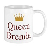 Queen Brenda Small Mugs