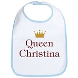 Queen Christina Bib
