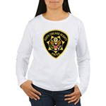 South Chicago Heights Police Women's Long Sleeve T