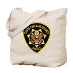 South Chicago Heights Police Tote Bag