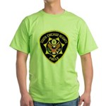 South Chicago Heights Police Green T-Shirt