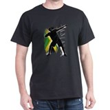 Jamaica - as fast as lightning! - T-Shirt