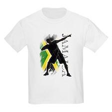 Jamaica - as fast as lightning! - T-Shirt