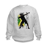 Jamaica - as fast as lightning! - Sweatshirt