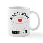 Nursing School Graduate Mug