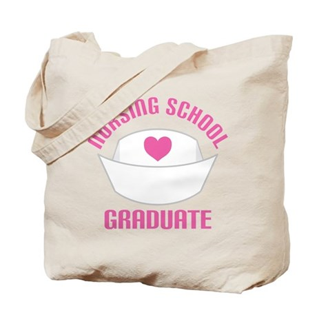 Nursing School Graduation Tote Bag