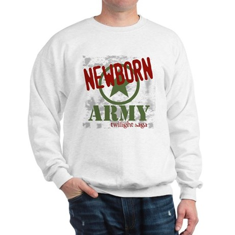 Newborn Army Twilight Sweatshirt