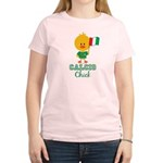 Italian Soccer Calcio Chick Women's Light T-Shirt