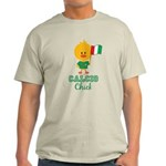 Italian Soccer Calcio Chick Light T-Shirt