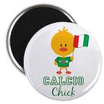 Italian Soccer Calcio Chick 2.25