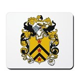Paxton Coat of Arms Mousepad