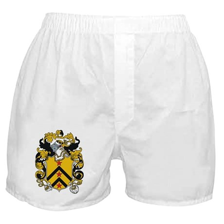 Paxton Coat of Arms Boxer Shorts