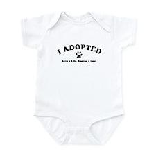 I Adopted Infant Bodysuit