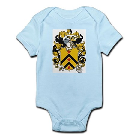 Paxton Coat of Arms Infant Creeper