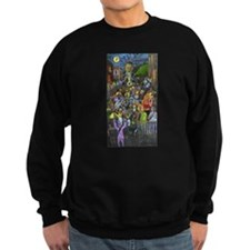 Cute Louis armstrong Sweatshirt