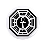 Ankh Dharma 3.5&quot; Button