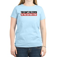 You Can't Fix Stupid Women's Light T-Shirt