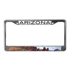 AZ License Plate Frame