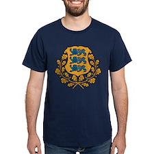 Estonia-Eesti Vabariik T-Shirt