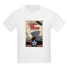 Give 'er the Gun T-Shirt