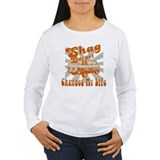 SHAG CARPET CHANGED MY LIFE T-Shirt