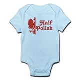 Half Polish Onesie