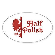 Half Polish Stickers