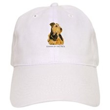 Vintage Airedale Baseball Cap
