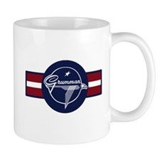 Grumman Stripes Mug