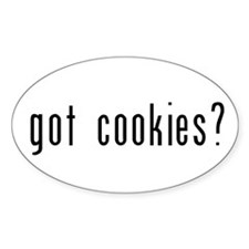got cookies? Decal