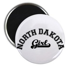 North Dakota Girl Magnet