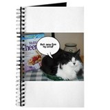 Black & White Cat Humor Journal