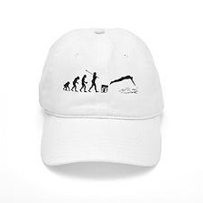 Swimmer Baseball Cap