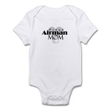 Proud mom Infant Bodysuit