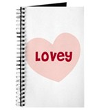 Lovey Journal