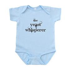 Yeast Whisperer Infant Bodysuit
