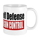 A Need for Self Defense Mug