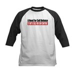 A Need for Self Defense Kids Baseball Jersey