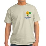 Brazil Soccer Futebol Chick Light T-Shirt