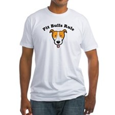 Cute Pit bulls rule Shirt