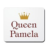 Queen Pamela Mousepad