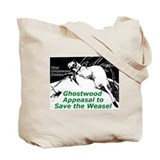 Ghostwood/Under the Sycamore Trees Tote Bag