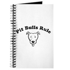 Pit Bulls Rule Journal