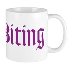 Insatiable Mug