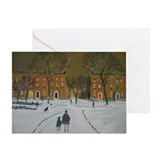 Parnell Square Greeting Card