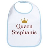 Queen Stephanie Bib